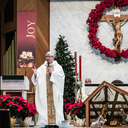 Christmas Day 12:15 Mass photo album thumbnail 13