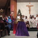 Christmas Eve Masses photo album thumbnail 48